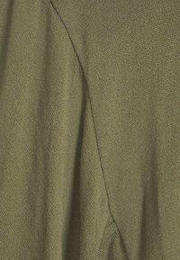 esmé studios - PIPPA DRESS - Jumper dress - dusky green - 2