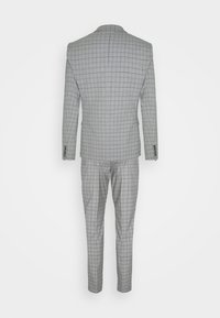 Isaac Dewhirst - THE FASHION SUIT PIECE CHECK - Completo - grey - 23