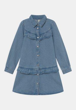 NANNA DRESS - Spijkerjurk - blue denim