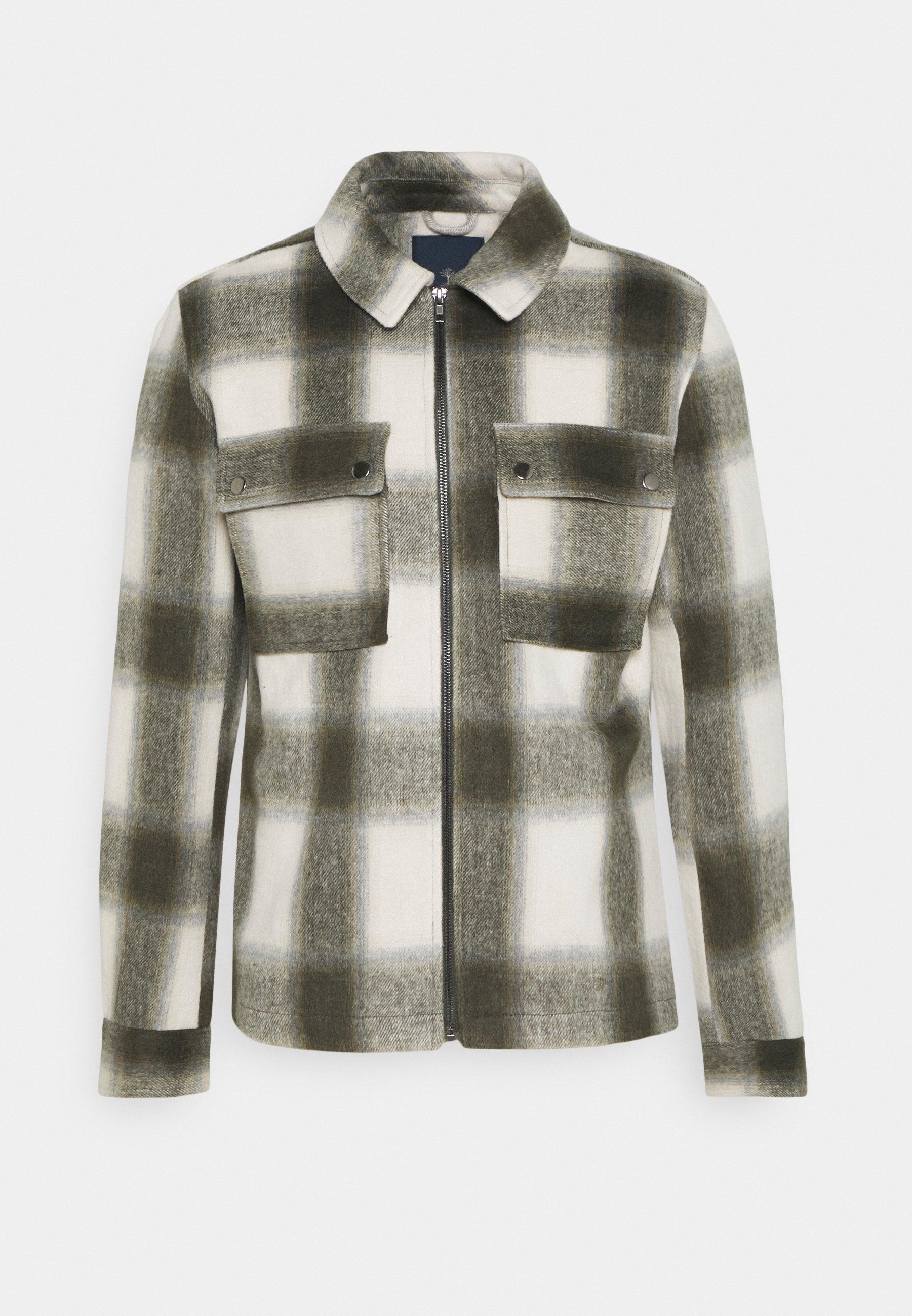 Men TONI OVERSHIRT - Summer jacket