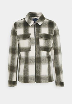 TONI OVERSHIRT - Summer jacket - silver sage