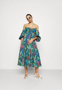 Farm Rio - DREAM GARDEN DRESS - Day dress - multi - 1