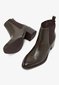 Bianco - Ankle boots - khaki - 2