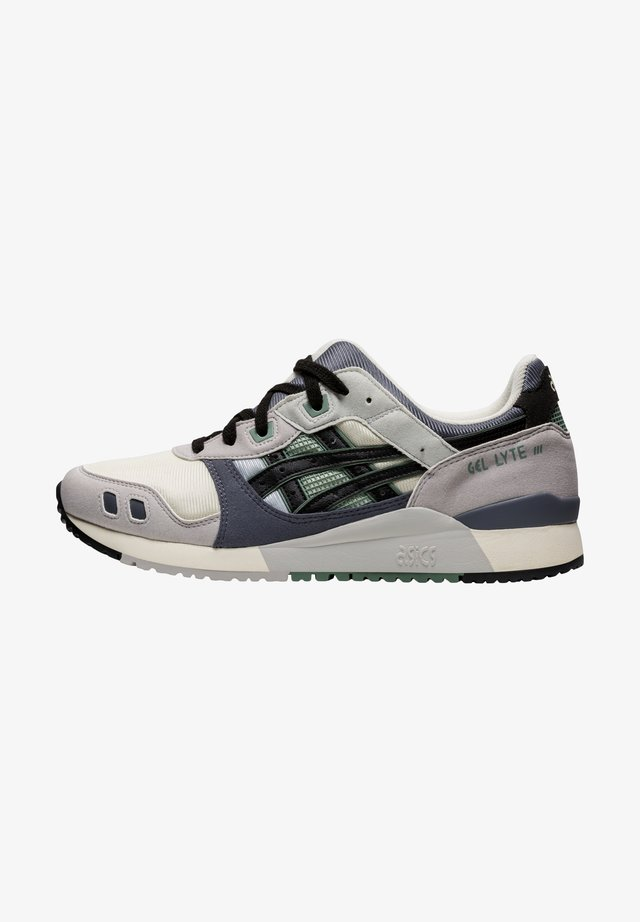 GEL-LYTE III UNISEX - Zapatillas - ivory/black