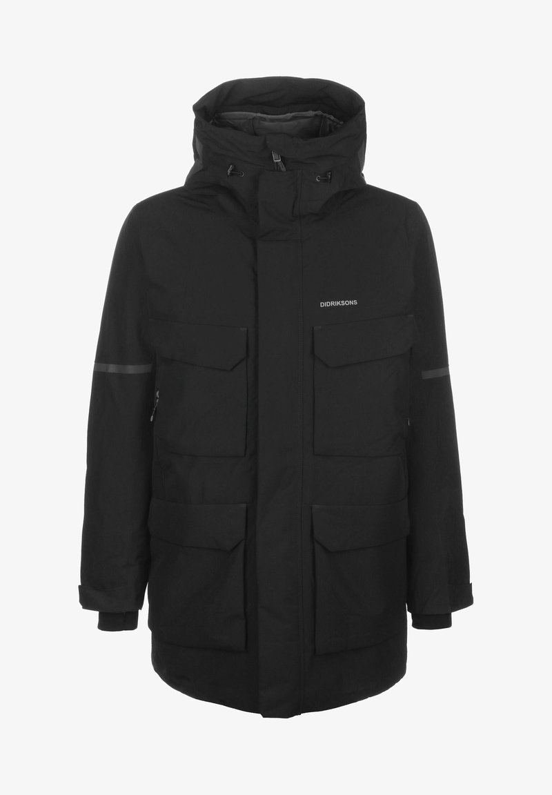 Didriksons - Winter coat - black