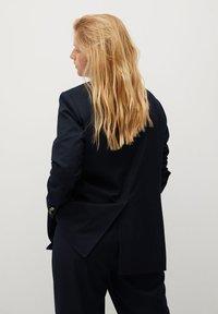 Violeta by Mango - DEAN - Short coat - dark navy - 2