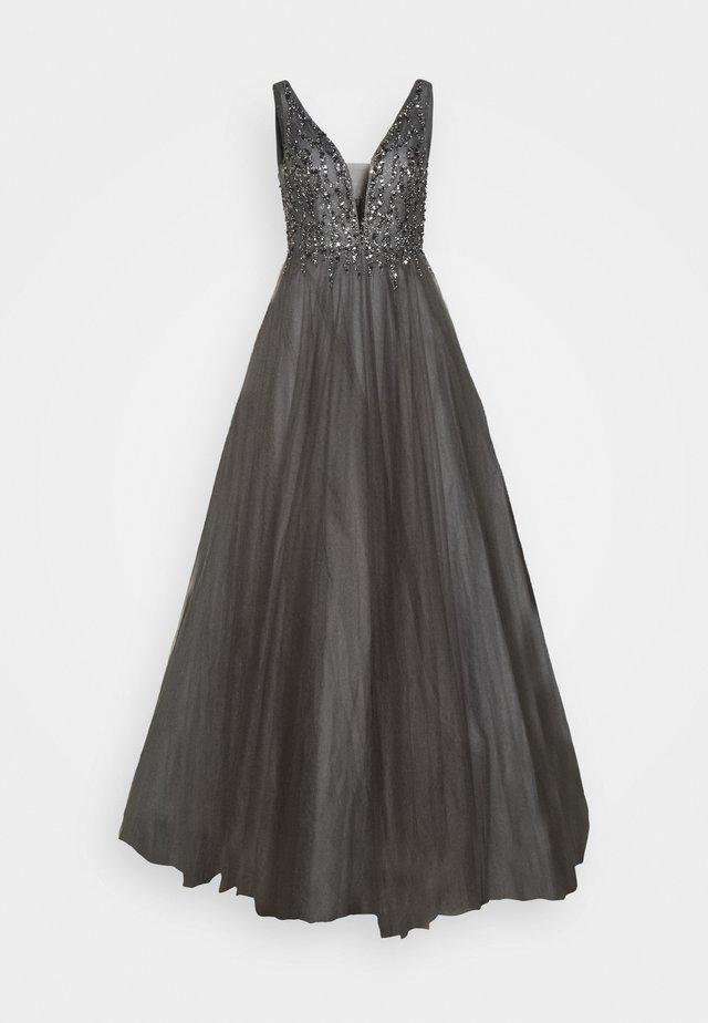 Robe de cocktail - grau dunkel