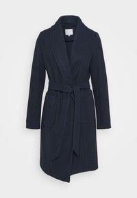 Vila - VITULIP COAT - Classic coat - navy blazer - 4
