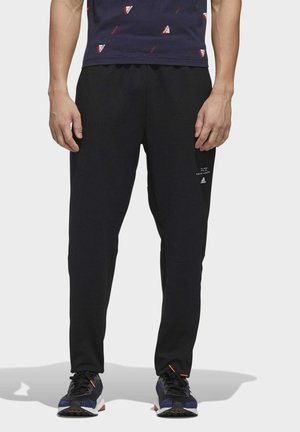 MUST HAVES AEROREADY TRACKSUIT BOTTOMS - Spodnie treningowe - black
