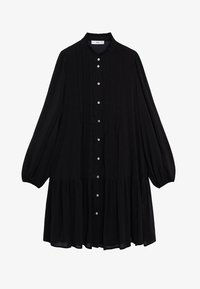Mango - SOFIA - Shirt dress - noir - 5