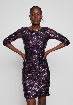 BODYCON - Cocktail dress / Party dress - purple