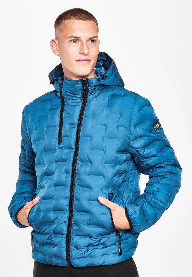 Winter jacket - midnight blue
