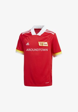 UNION BERLIN 20/21 HOME JERSEY - Print T-shirt - red