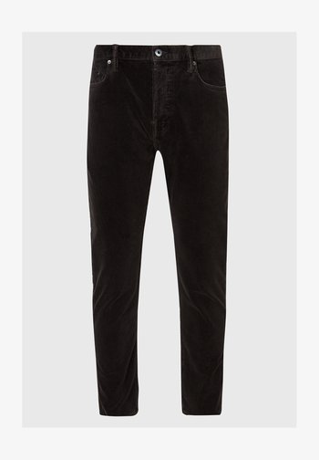 DEAN - Trousers - black