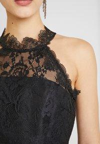 Chi Chi London - GARCIA DRESS - Ballkjole - black - 4