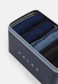 FALKE - HAPPYBOX 5 PACK - Ponožky - black/blue/light blue - 2