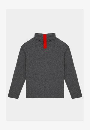 Long sleeved top - grey melange