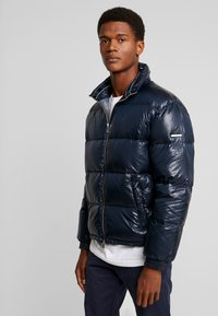 Armani Exchange - Down jacket - navy - 0