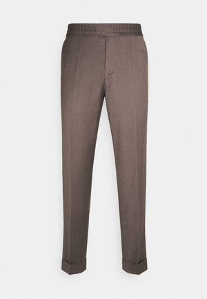 TERRY  - Trousers - taupe