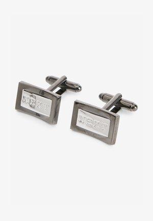 Manschettknapp - silver
