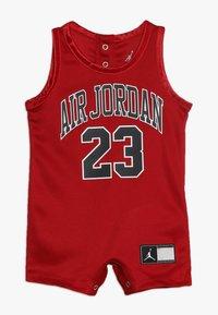 Jordan - ROMPER - Trainingspak - gym red - 0