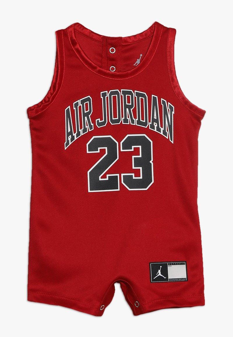 Jordan - ROMPER - Trainingspak - gym red