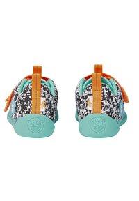 Affenzahn - KRABBE - Touch-strap shoes - schwarz - 2