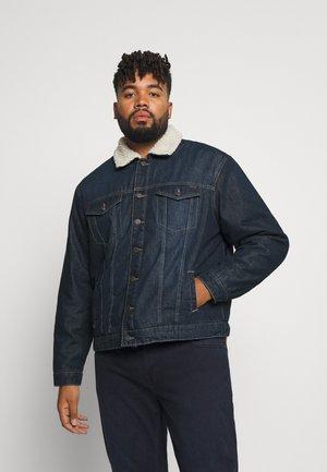 ONSLOUIS LIFE JACKET - Denim jacket - blue