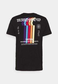 YOURTURN - UNISEX - T-shirt imprimé - black - 7