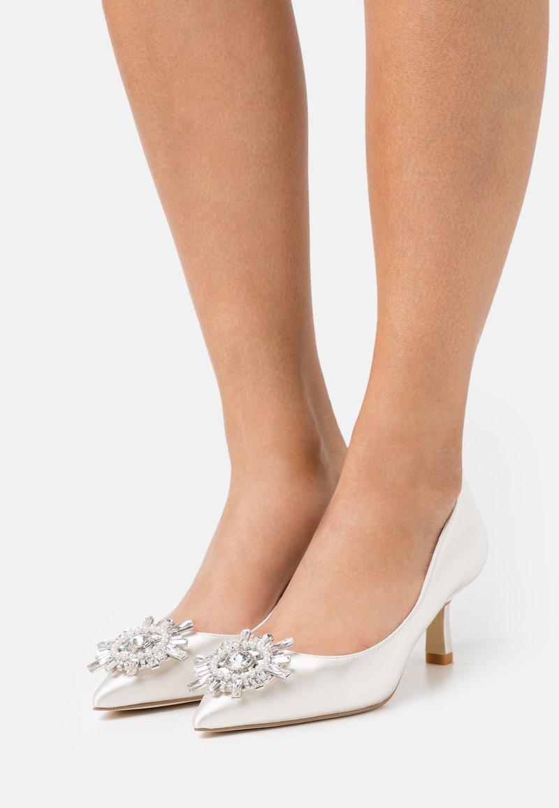 Dune London - BLISSE - Classic heels - ivory