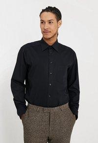 OLYMP - Formal shirt - schwarz - 0