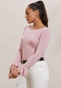 Odd Molly - GLADYS - Long sleeved top - pink mauve - 3