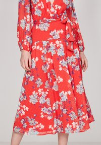 True Violet - Day dress - red - 2