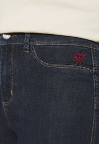 Desigual - DENIM_2SKIN II - Jeans Skinny Fit - blue