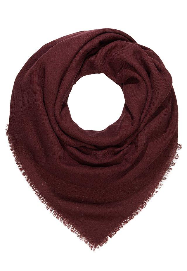 MILL  - Tørklæde / Halstørklæder - burgundy