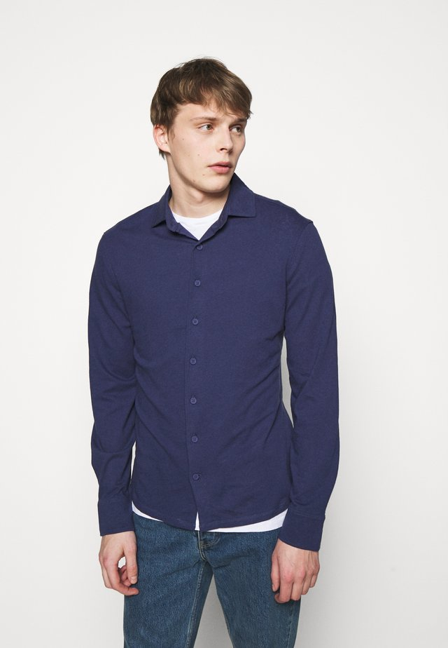 BLEND - Shirt - dark blue