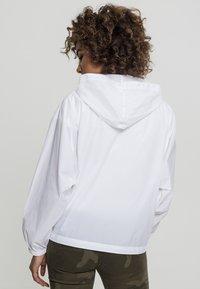 Urban Classics - Summer jacket - white - 1