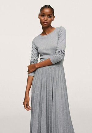 Maxi dress - grau