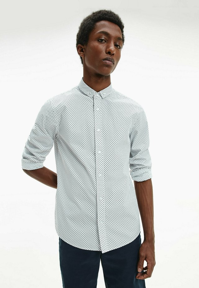 Shirt - bright white/calvin navy/xenon blue