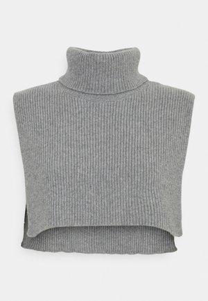 COLBY BIB NECK - Sciarpa - grey melange