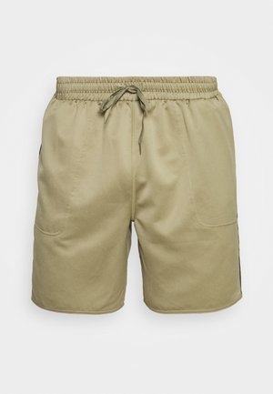Sports shorts - orbit green/black