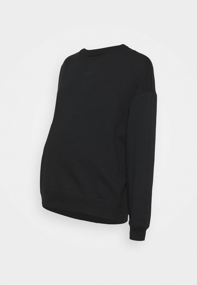 Anna Field MAMA - Sweatshirt - black
