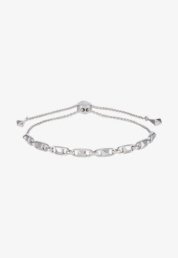 PREMIUM - Pulsera - silver-coloured