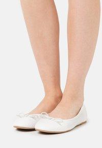 Anna Field - Ballerinat - white - 0