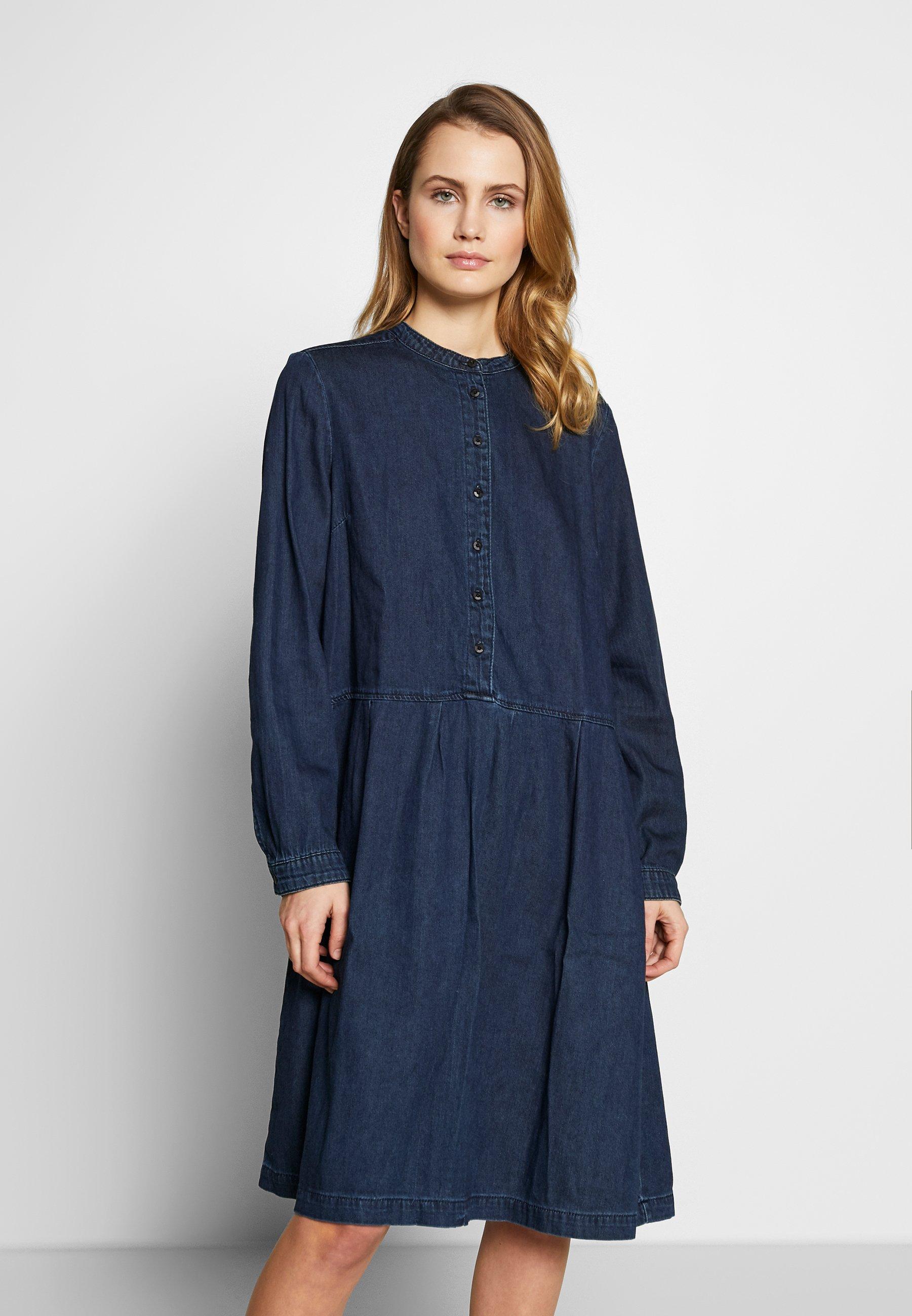 Women CUPAOLA  - Denim dress