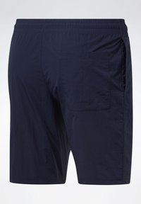 Reebok - UTILITY ESSENTIALS TRAINING 1/2 - Pantaloncini sportivi - blue - 7