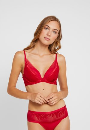 PALM SPOTLIGHT - Soutien-gorge à armatures - mars red