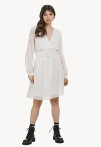 myMo ROCKS - Day dress - wollweiss - 1