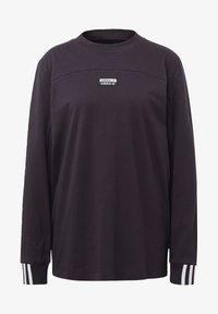 adidas Originals - R.Y.V. SPORTS INSPIRED LONG SLEEVE T-SHIRT - Topper langermet - noble purple - 8