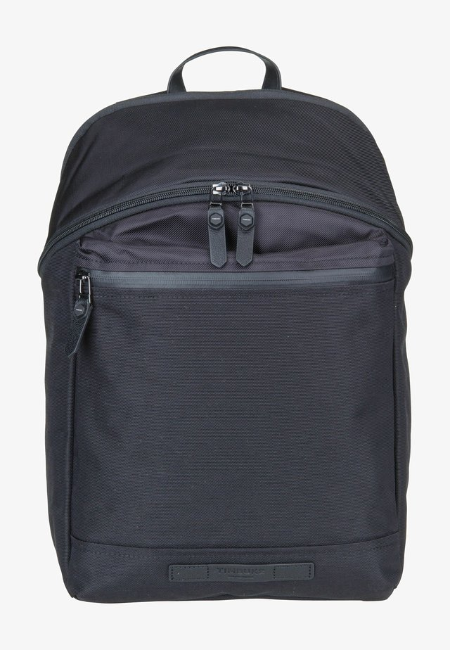 Backpack - jet black